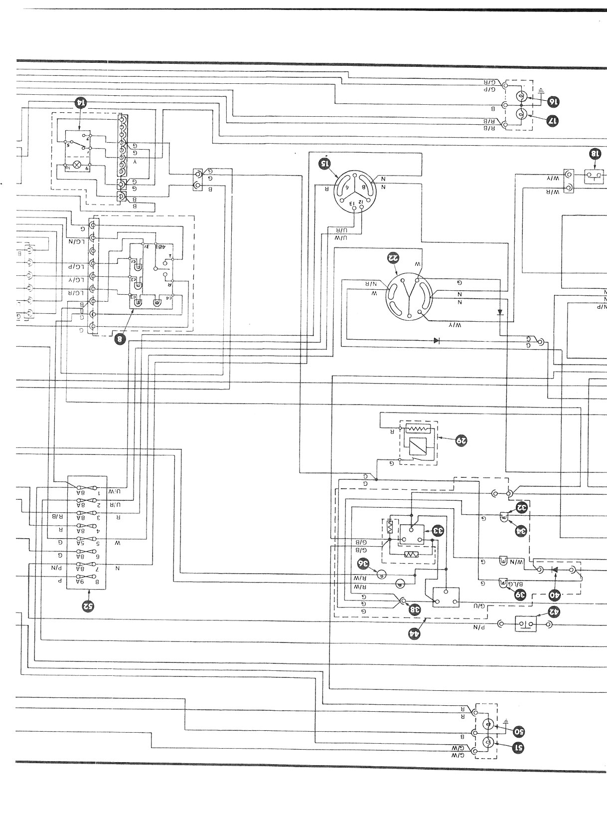 I Have A Ford 3910 Its 1990 Model And Someone Before Me Has Tractor Electrical Wiring Diagram Diesel Thanks Dan Graphic
