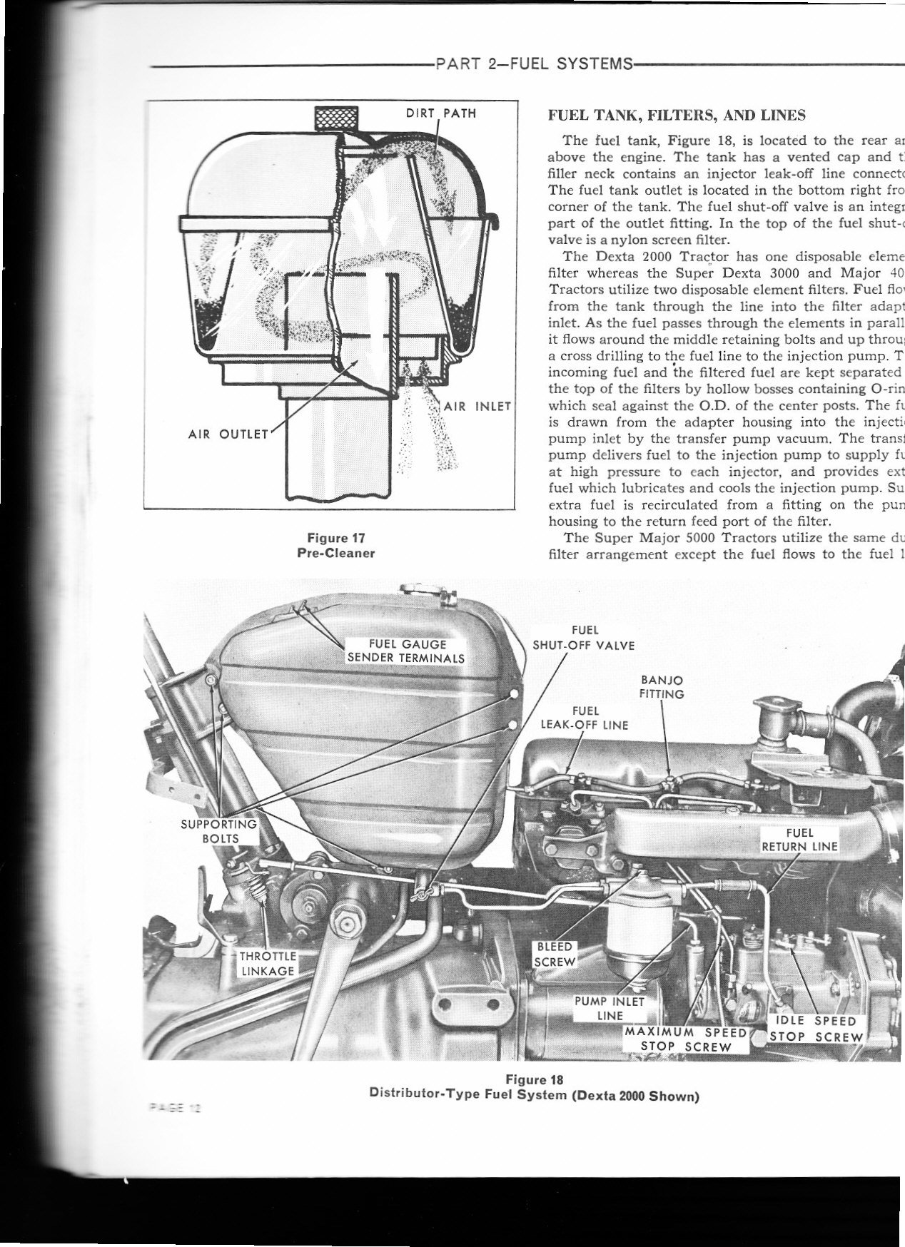 I Have A Ford 4000 Diesel Tractor 3 Cyl New Cav Injector Pump Wiring Diagram 1966 Is This Closer To What Your Working On Graphic