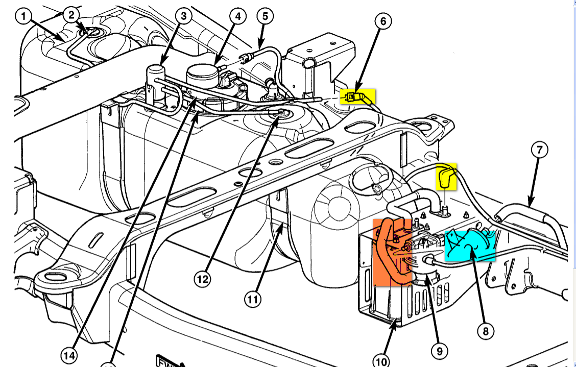 I am doing an engine swap. A 2004 5.7 Hemi from a 2004 ...