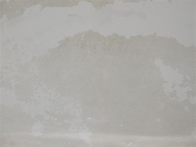 How To Clean Fiberglass Tub With Textured Bottom