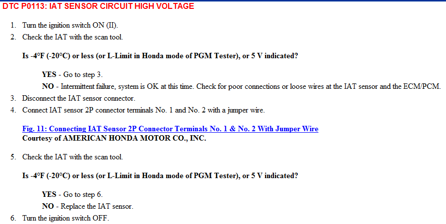 dtc p0141 honda accord
