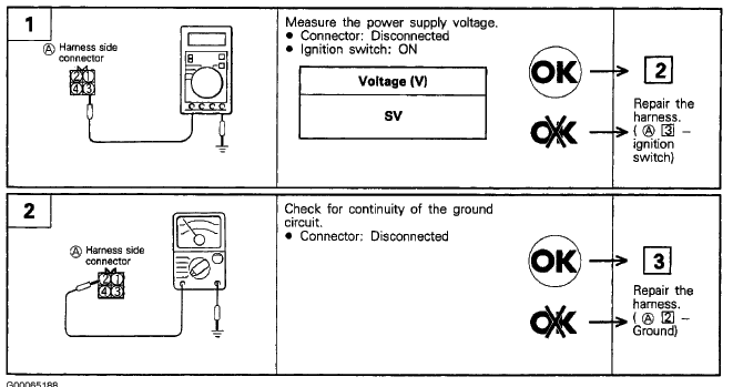 I Have A 91 Mitsubishi Mighty Max Pickup Replaced Coil Rhjustanswer: 1987 Mitsubishi Mighty Max Ignition Coil Wiring Diagram At Gmaili.net