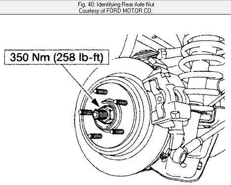 Where Can I Find Instructions For Installing The Rear Wheel Bearings
