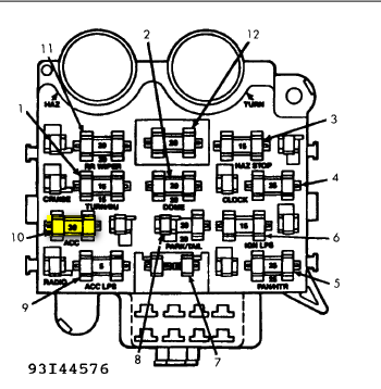 i need to know the color codes of the wires in a 1990 jeep wrangler rh justanswer com 1990 jeep yj fuse box diagram 1991 Jeep Wrangler Fuse Box Diagram