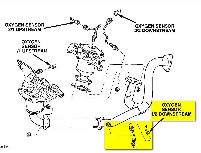 5 7 hemi engine diagram p3441