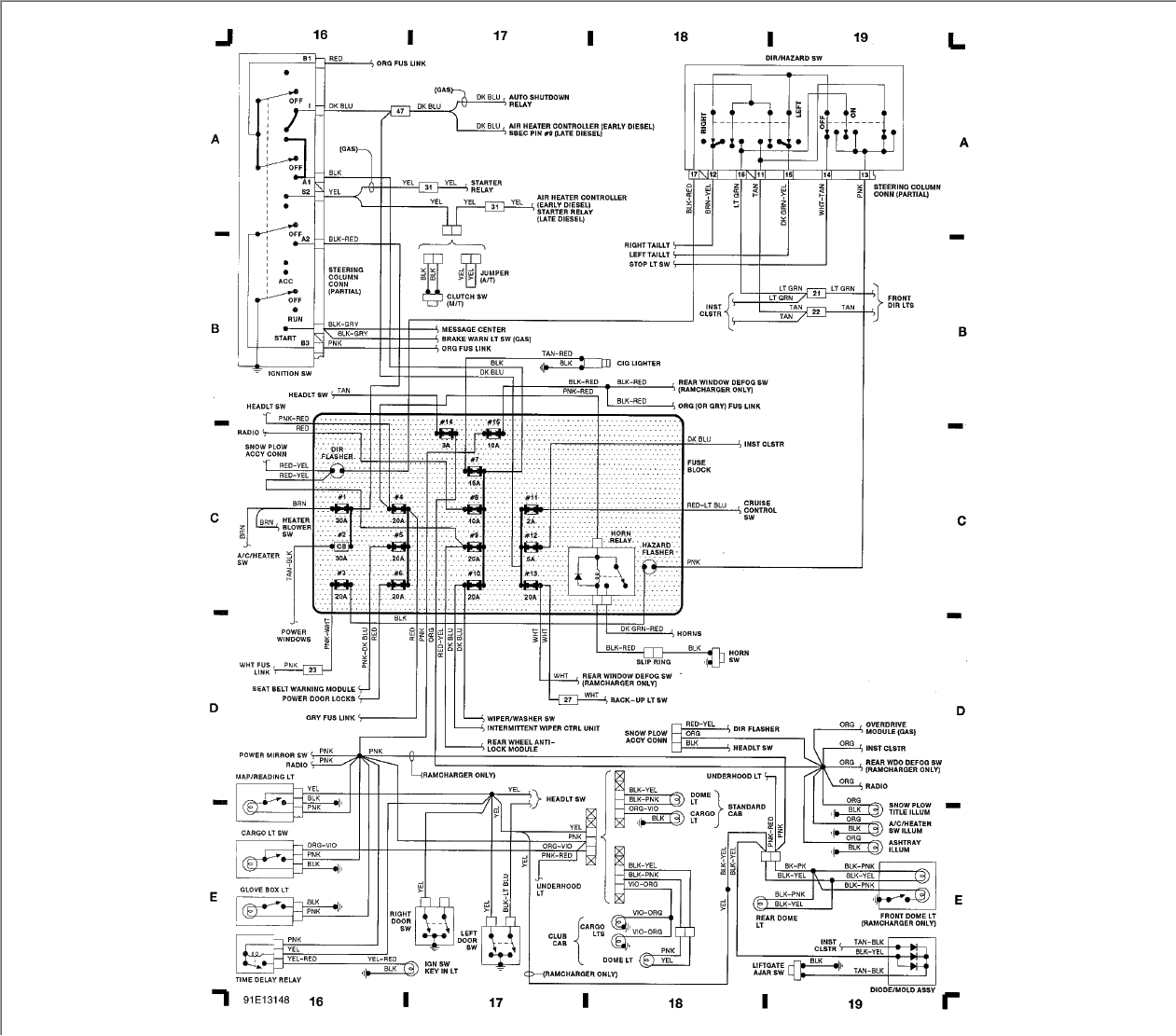 1991 Dodge Cummins Wiring Diagram from www.justanswer.com
