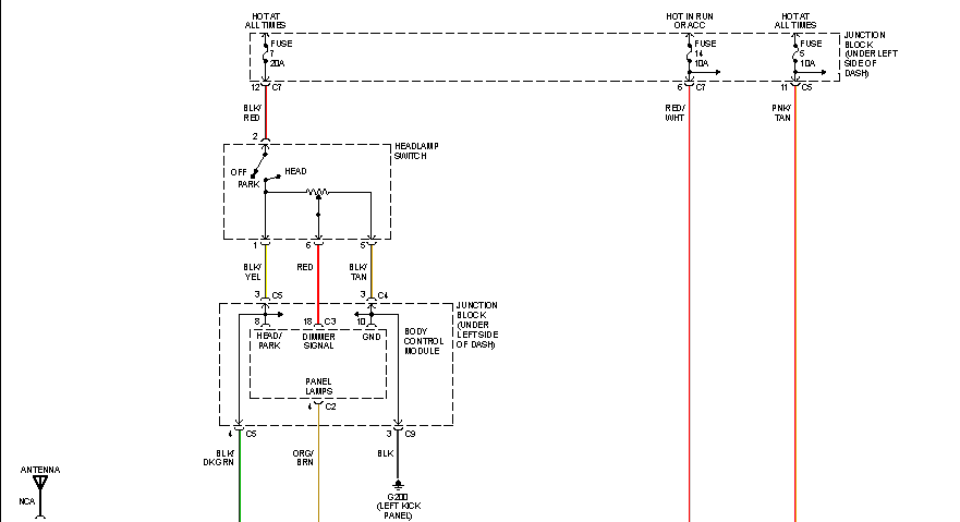 2005 Dodge Stratus Wiring Diagram from www.justanswer.com