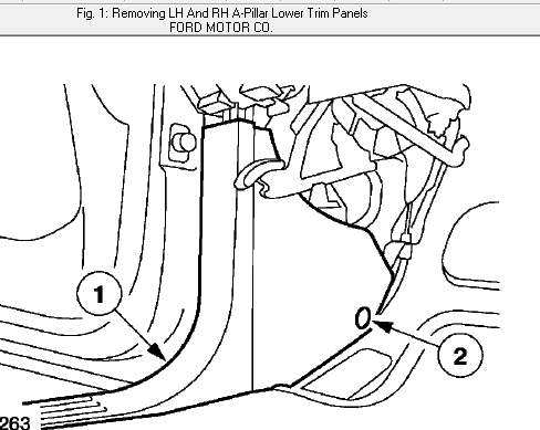 2003 Chevrolet Silverado 53 P1125 Engine Fuse Box Diagram