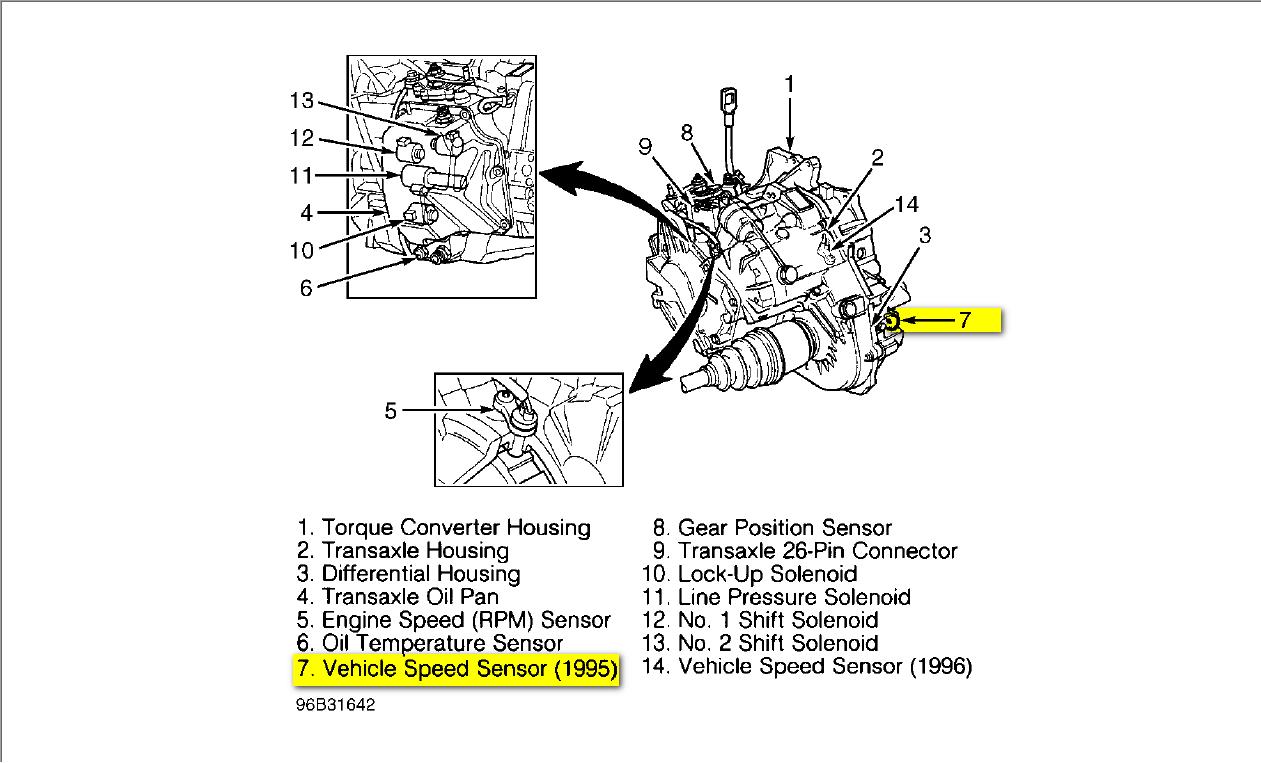 WRG-1374] Volvo 850 Engine Diagram Manual