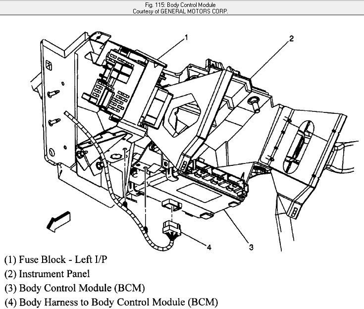 2008 silverado bcm wiring diagram   33 wiring diagram