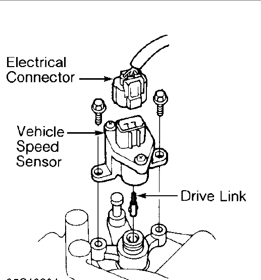 How Do I Change A Speed Sensor In A 97 Accord  4 Cyl  Is There A Website Where I Can Print The