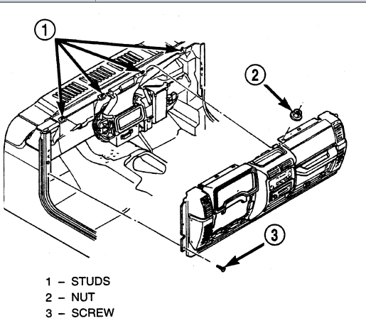 i want to replace the evaporator core in my 1999 jeep cherokee sport 2000 Jeep Cherokee Sport Heater Box graphic