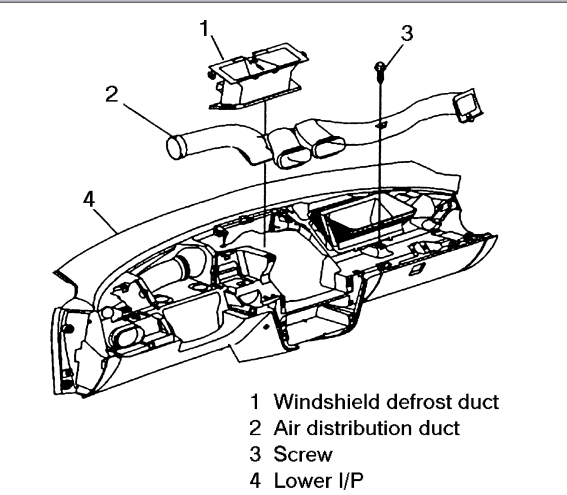 I Need To Replace My Heater Core In My 2000 Chevy Cavalier Cant