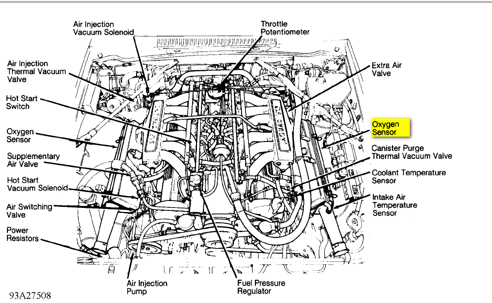 1n199 Hello 1992 Jaguar Xjs V12 Check Engine Code on Coolant Temperature Sensor Wiring Diagram