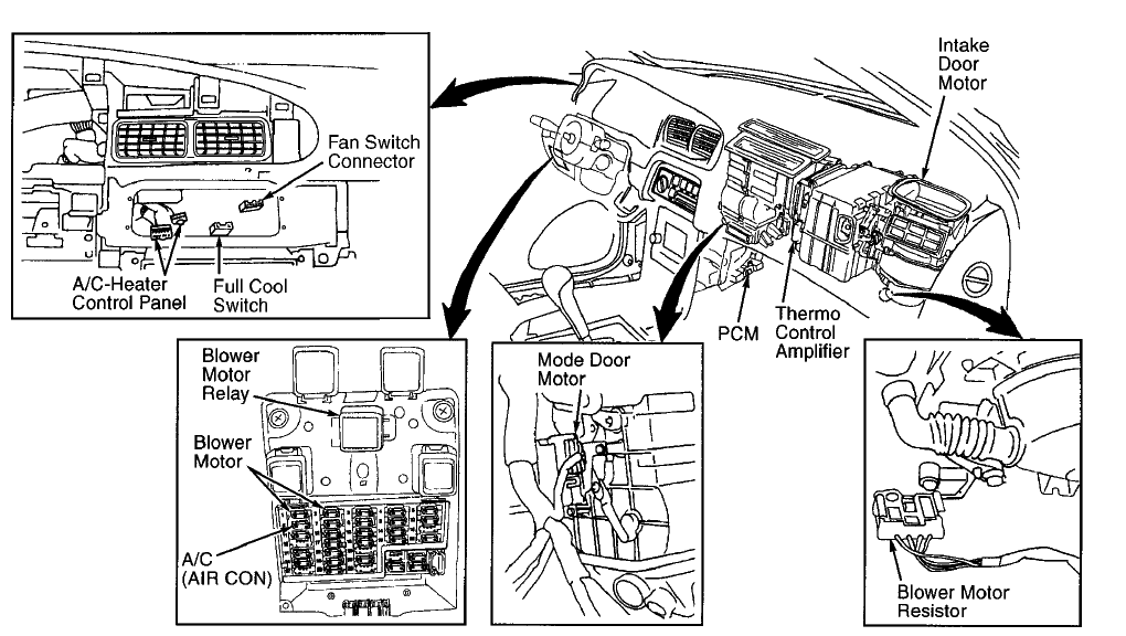 on 2008 Nissan Altima Ac Wiring Diagram