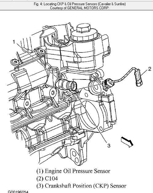 spark plugs wiring diagram 2005 chevy impala