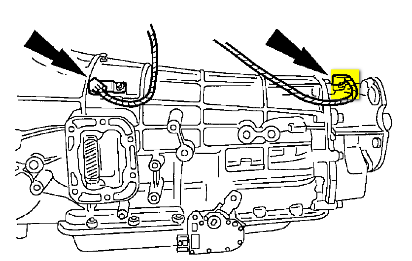 2012 ford f150 speed sensor location chevy silverado speed sensor location