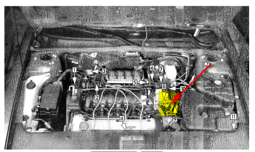 S L besides Hqdefault together with  additionally Hqdefault besides Large. on cadillac deville cooling system