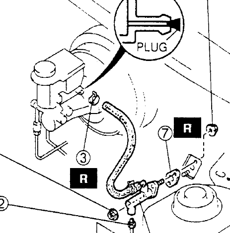 Diagram 1995 Ford Probe Se