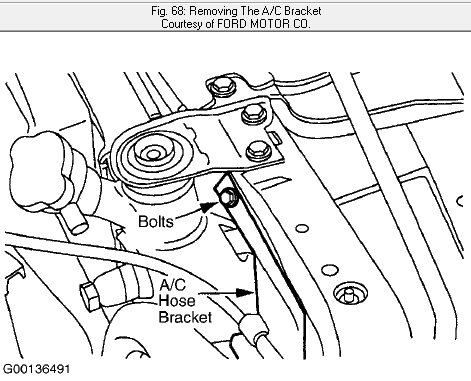 How Do I Change The Power Steering Pump On My 1997 Ford Escort