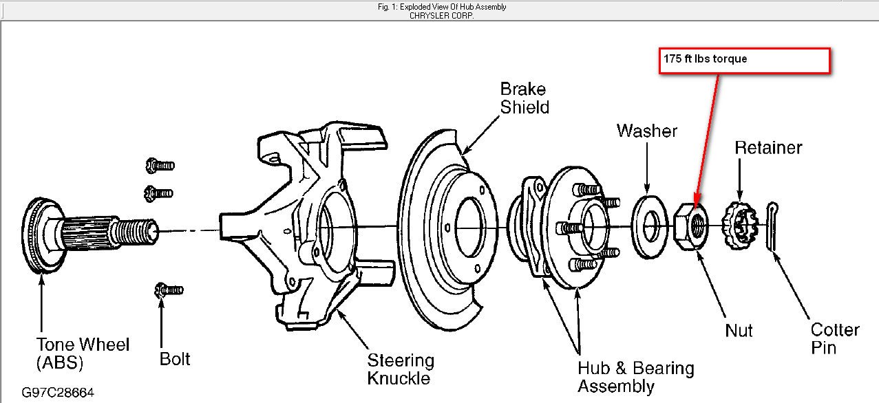 service manual  rod bearing replacement torque 2001 subaru