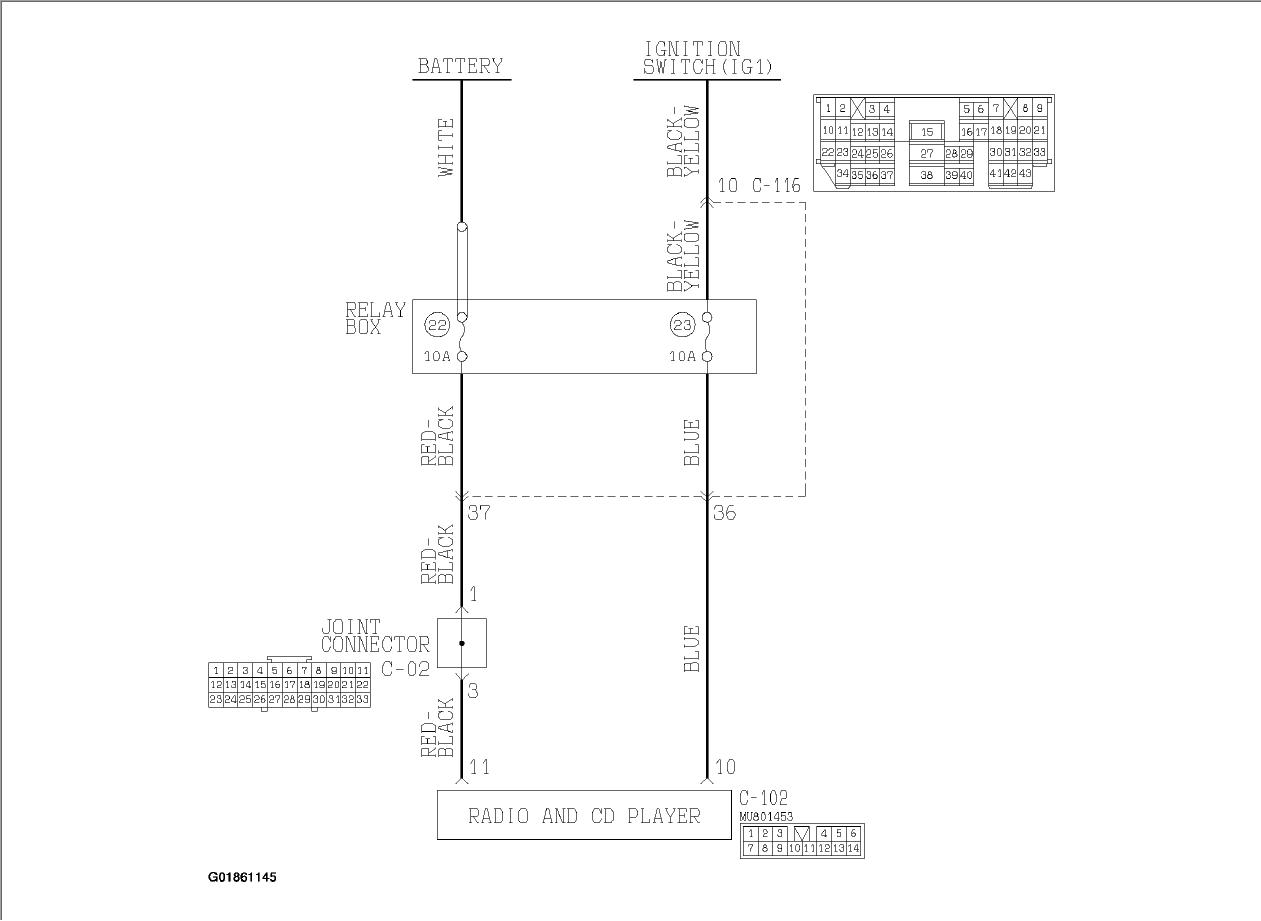 2008 mitsubishi outlander wiring diagram 2003 mitsubishi outlander wiring diagram i need a wire diagram for a 2003 mitsubishi outlander for ... #6