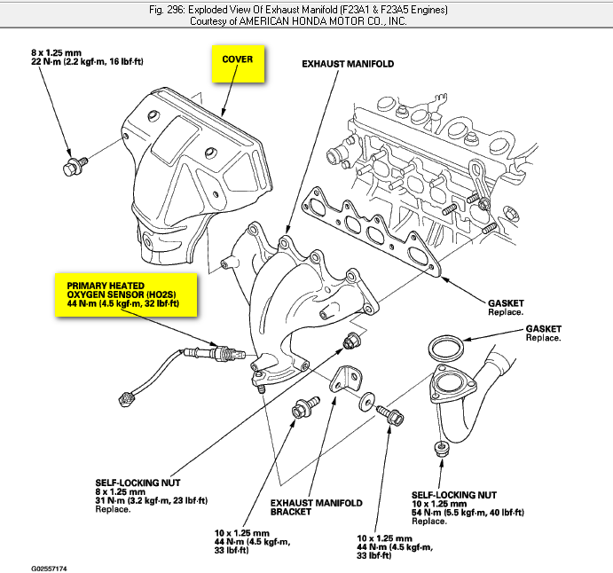 How Do I Replace A Oxygen Sensor For 2001 Honda Accord 4 Cyl Lx Rhjustanswer: 1996 Honda Accord Oxygen Sensor Location At Gmaili.net