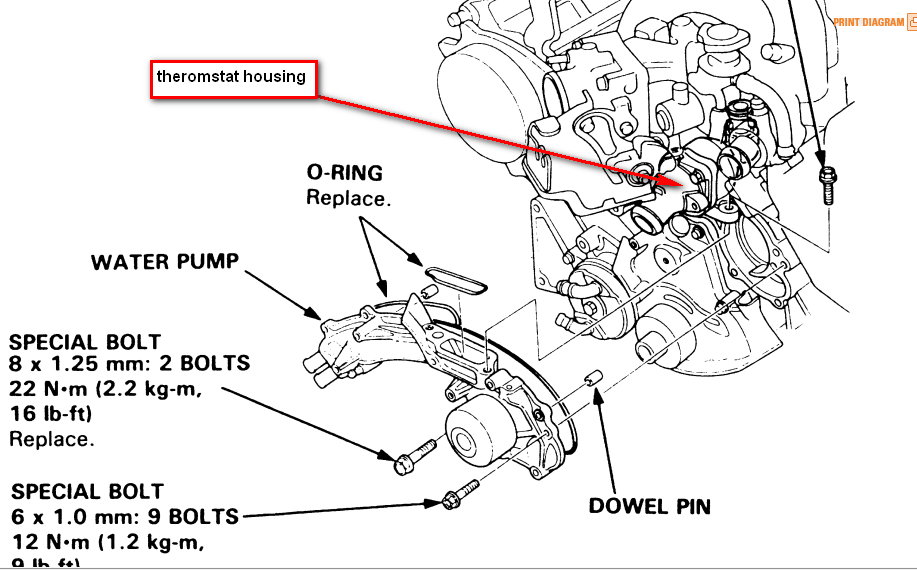 Geo Metro Cooling System Diagram further 1992 Acura Legend Head Bolt Removal Diagram as well 2m407 Trying Replace Coolant Temperature Sensor 89 Acura furthermore 2002 Acura Typesport Coupe Douglassville together with 1993 Acura Legend Head Bolt Removal Diagram. on acura legend throttle body