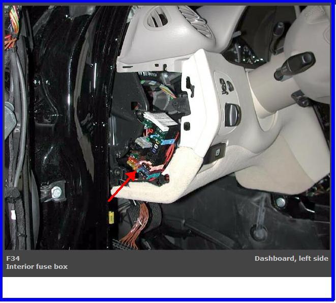 clk320 coupe passenger seat controls not working rh justanswer com 2004 clk 500 fuse box 2004 CLK 500 Specs