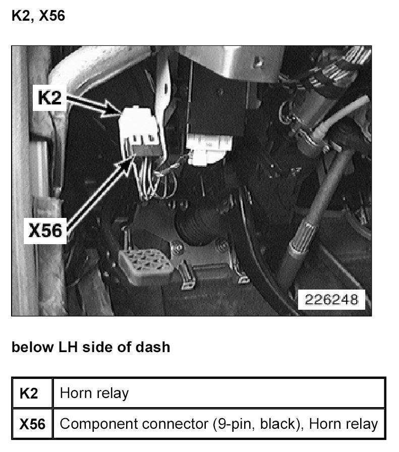 97 740il e38 bmw lost horn turn signal dash indicator. Black Bedroom Furniture Sets. Home Design Ideas