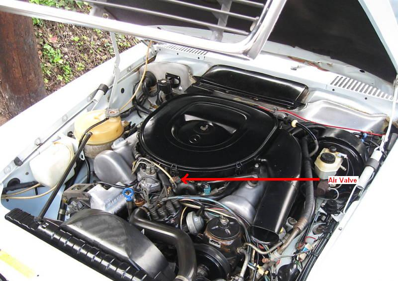 I Have A 1976 Mercedes 450sl  The Car Has Been Sitting For 8 Years  I Have It Running But I Have