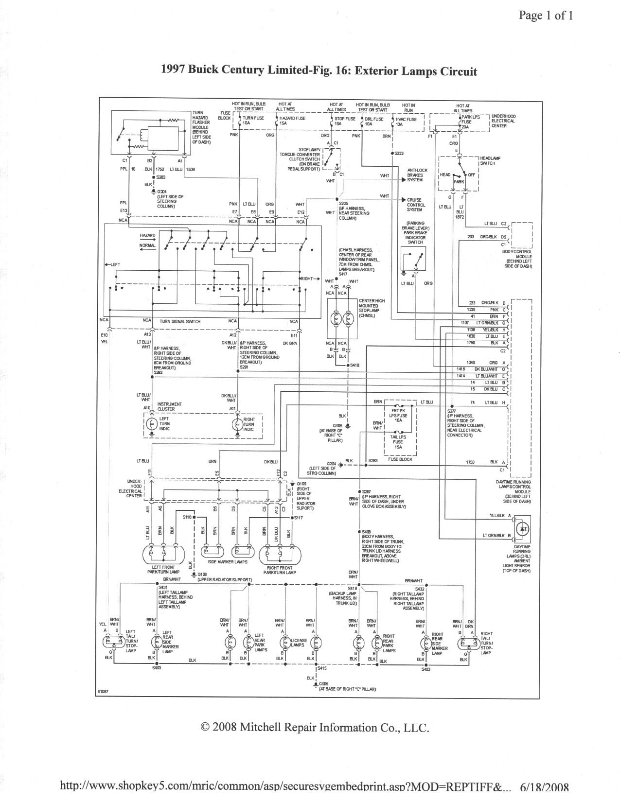 1997 buick regal wiring diagram   31 wiring diagram images