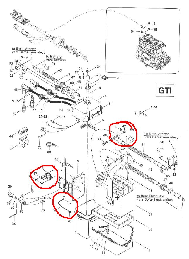 I Have A 1997 Seadoo Jet Ski Bombardier  It Wont Start But