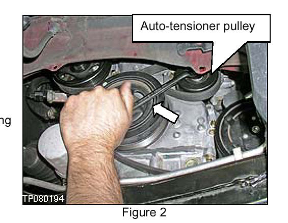 How Do You Replace A Serpentine Belt On A 2004 Sentra 2 5