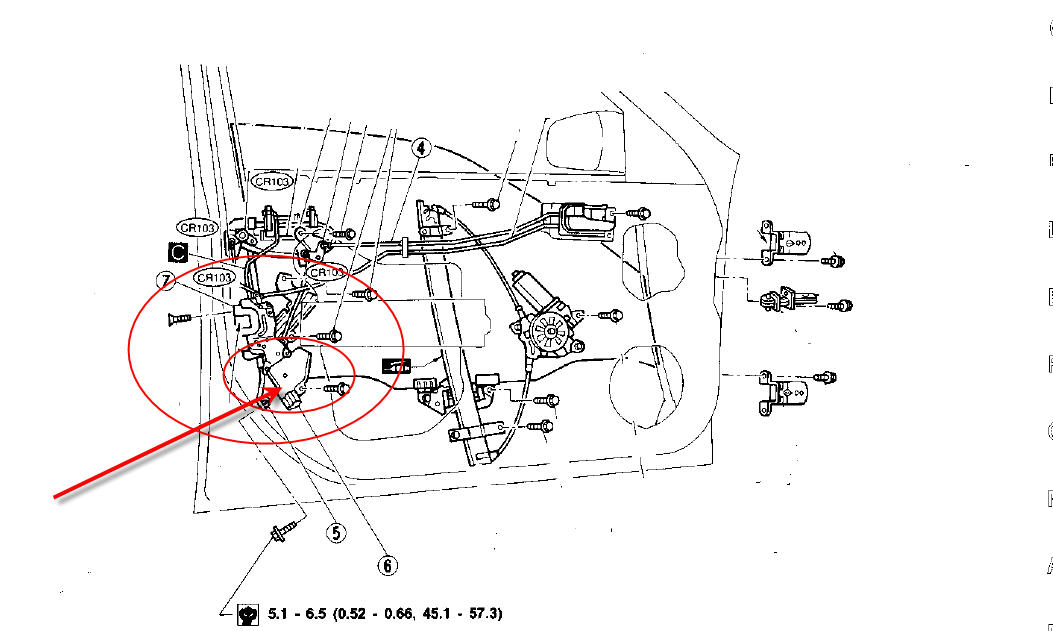 service manual  diagrams to remove 2010 nissan murano
