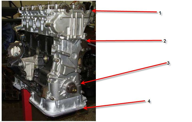 Nissan altima engine oil leak for Motor oil for nissan altima 2008