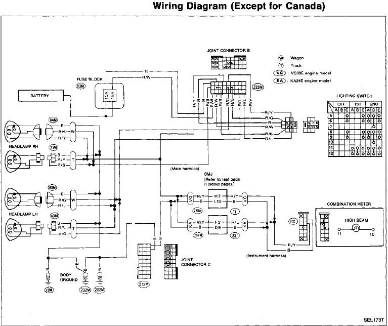 See wiring diagram. graphic