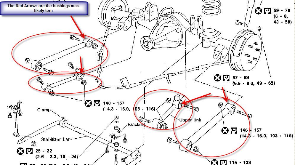 Nissan Pathfinder Rear Suspension Diagram Find Wiring Diagram