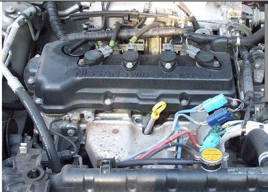 Where is the variable controlled timing sensor on a 2002 ...