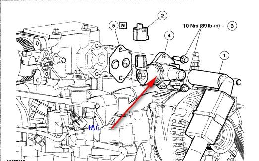 ford explorer v8 engine diagram