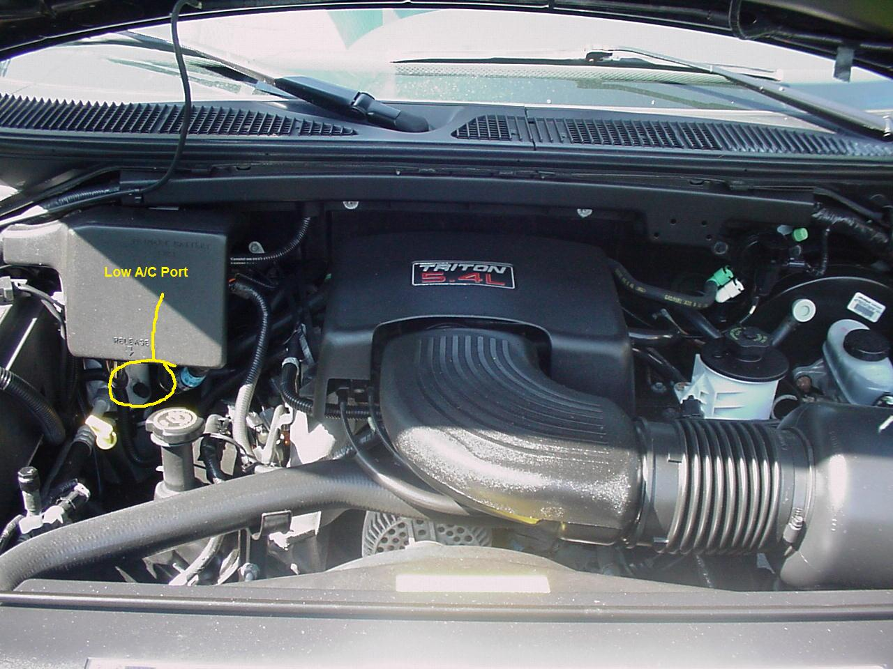 Recharging car air conditioning