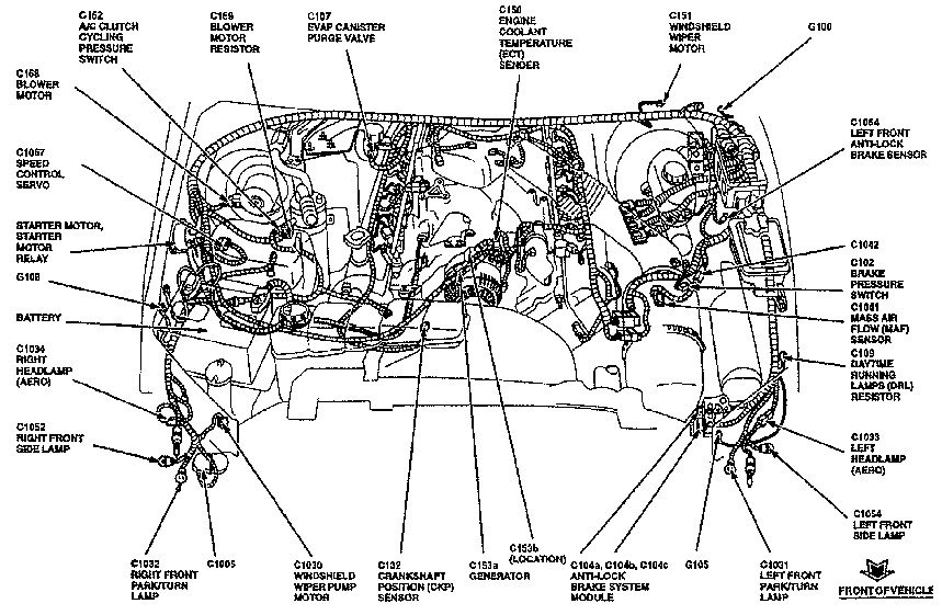 ford 6 8l engine diagram ford 6.8l engine diagram