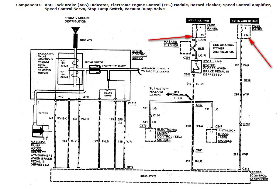 diagram  2001 f350 trailer brakes diagram full version hd
