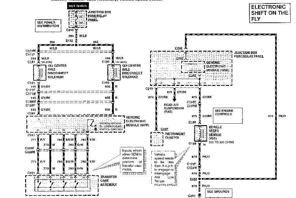 I need to find online a printable wiring schematic for my 1998 F150 ...