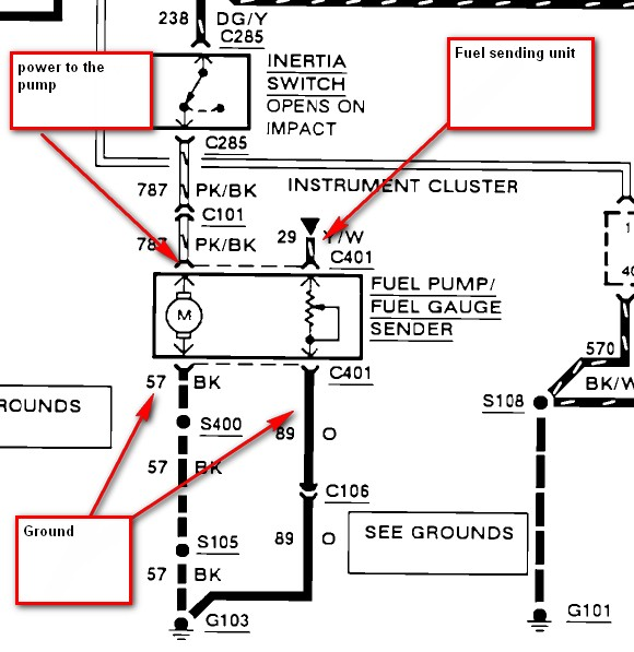 on my 1991 ford ranger, the wiring harness that plugs into ... s10 fuel sending unit wiring diagram