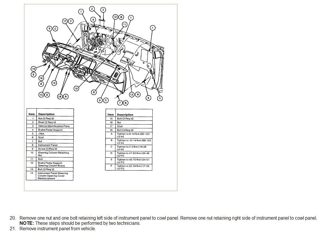 service manual  how to replace a c temperature actuators