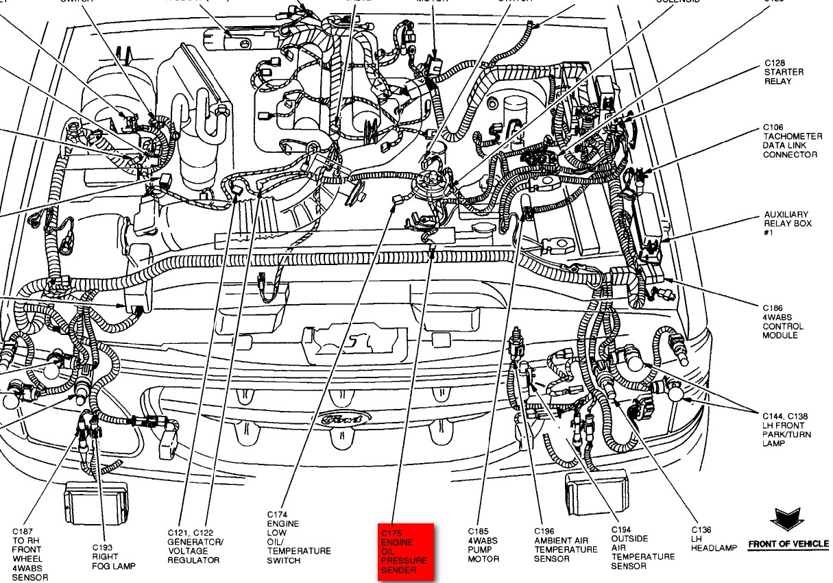 haywire street rod wiring diagram rat rod fan wiring