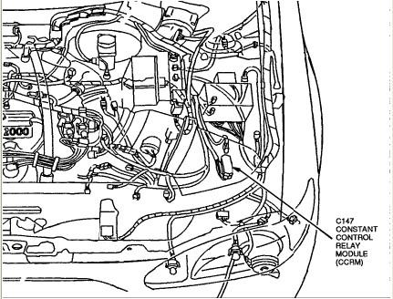 1998 Ford Escort 2 0 Trouble Codes Po135p1451
