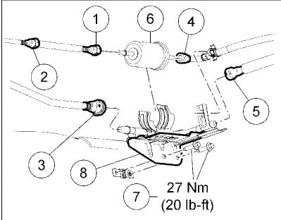 P 0996b43f80cb1d07 also 1985 Chevy S10 Pickup 2 5 Fuse Box Location in addition Nissan Titan Wiring Diagram And Body Electrical Parts Schematic together with Trailer Wiring Harness Protection also Ford Ranger Wiring Diagram Electrical System Circuit 2001. on ford f150 trailer wiring diagram