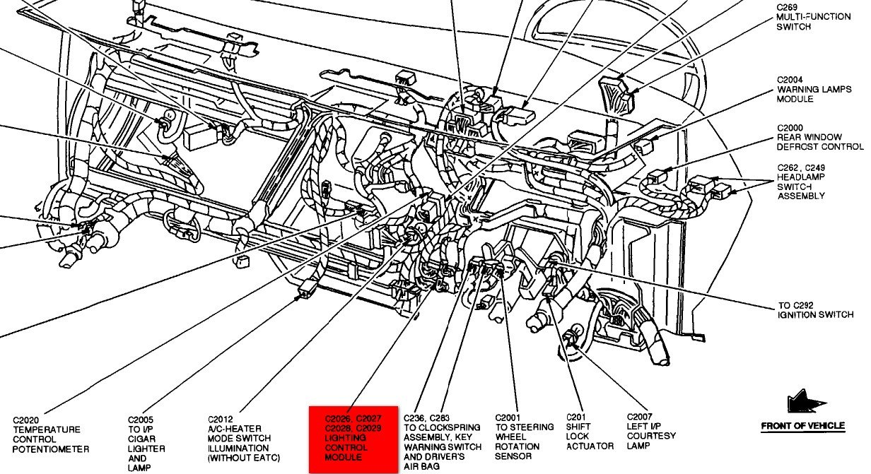 1994 oldsmobile 88 fuse box diagram